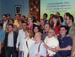 Miles de vecinos confíaron en ULEG en las elecciones