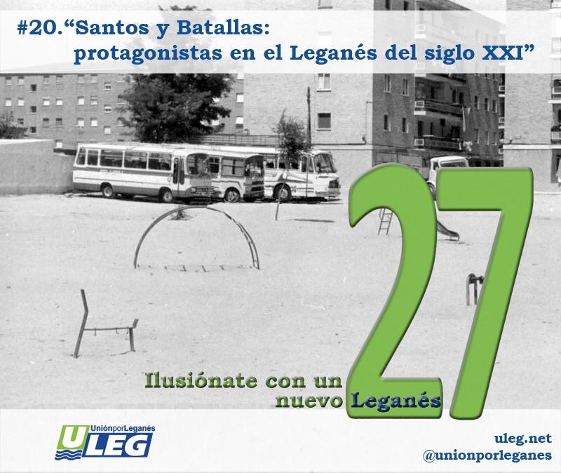 Santos y_Batallas