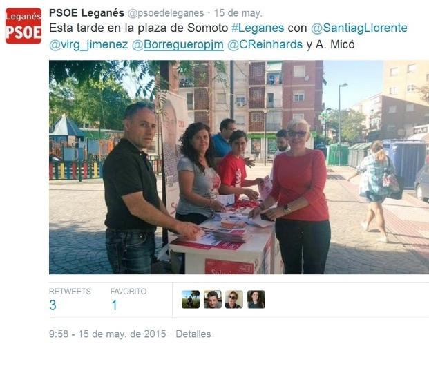 Campaa PSOE 2015