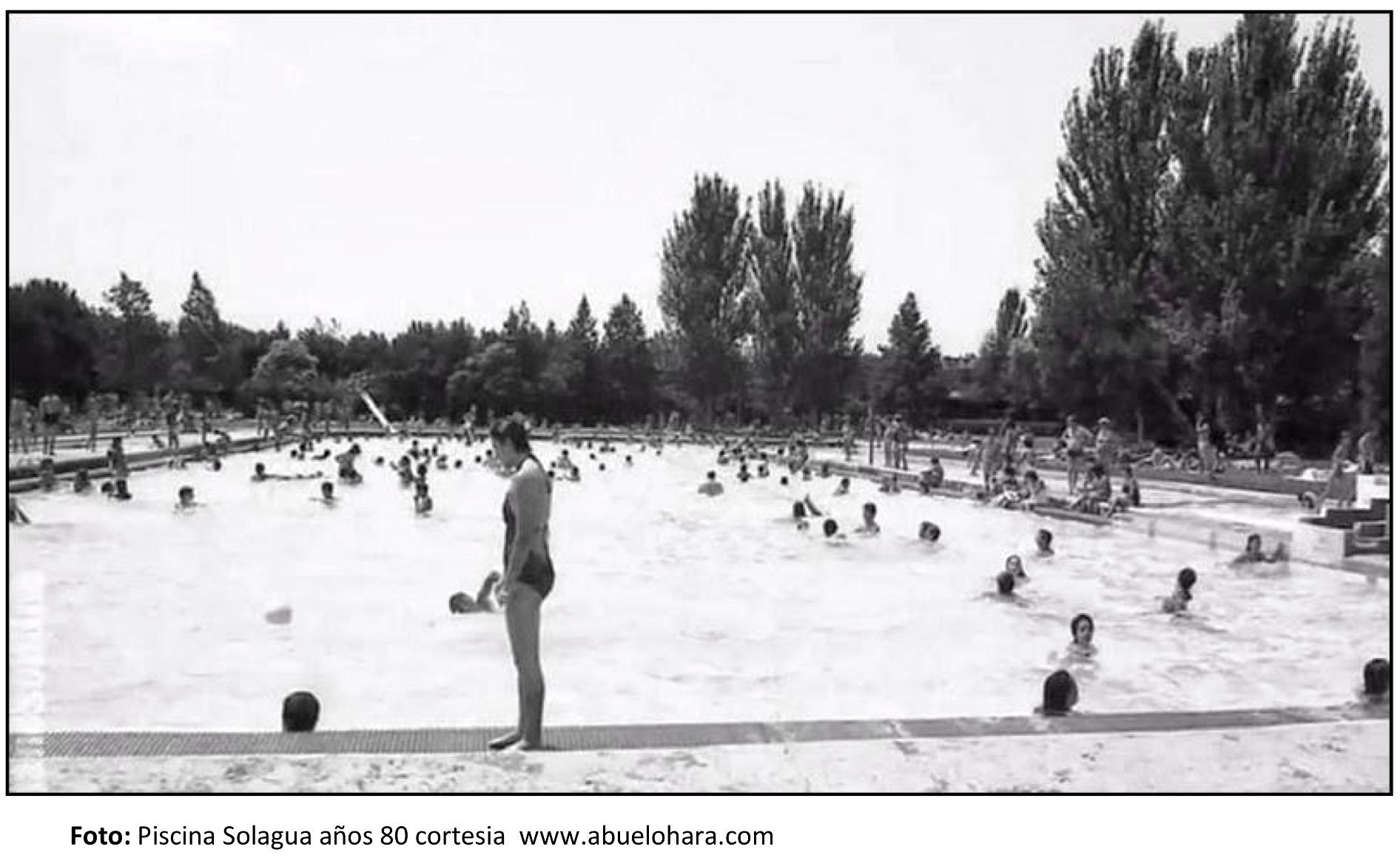Uleg tiene un plan para recuperar la piscina solagua for Piscina solagua leganes