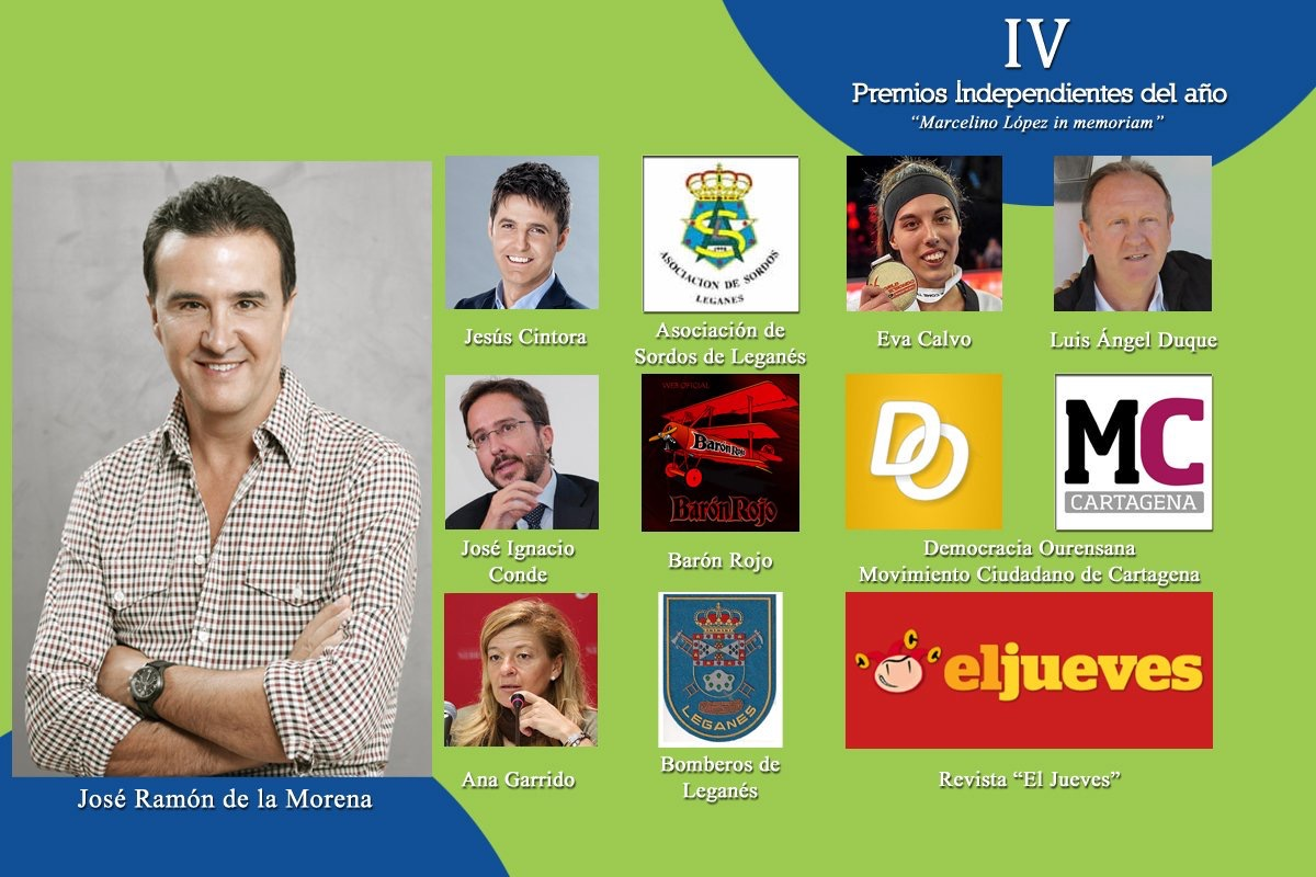 IV Premios_Independientes