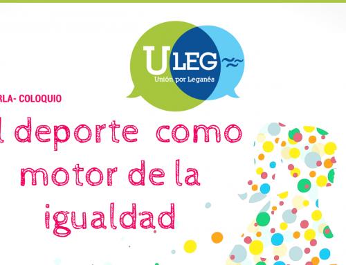 """CHARLA-COLOQUIO: """"El deporte como motor de la igualdad"""""""