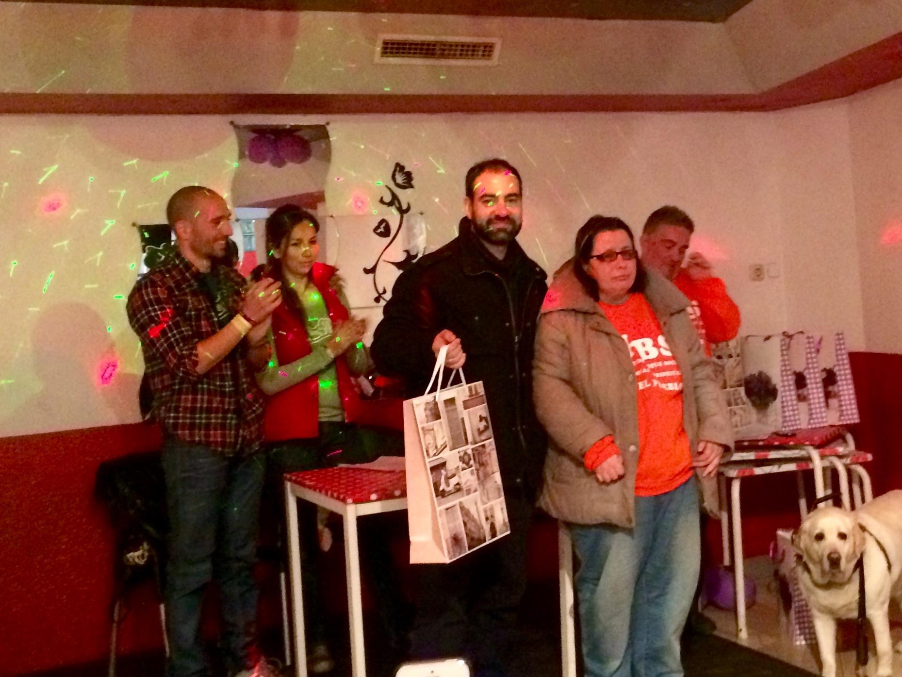 ULEG, premiado por su trabajo de apoyo a las personas con diversidad funcional