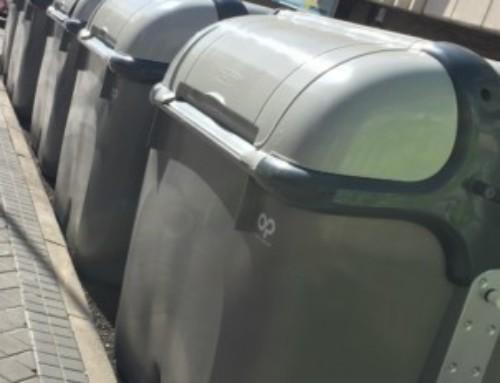 ULEG exigen un pedal de apertura en los nuevos contenedores de basura de Leganés
