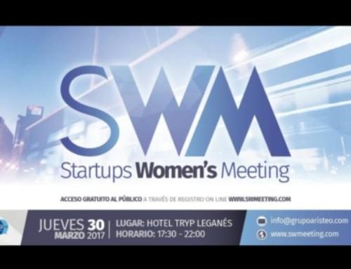 ULEG colaborador del STARTUPS WOMEN'S MEETING 2017, un encuentro dirigido a fomentar e impulsar el emprendimiento empresarial femenino