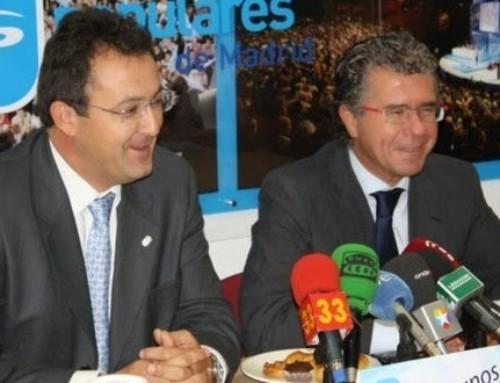 Jesús Gómez, el exalcalde de Leganés y diputado que va ahora de héroe por destapar la cuenta suiza de González, es un farsante pierdejuicios