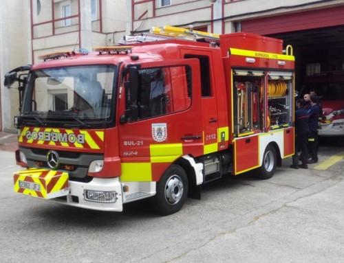 ULEG defenderá que los bomberos sigan siendo un servicio del Ayuntamiento de Leganés
