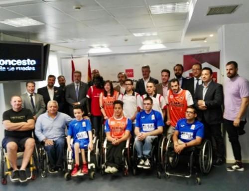 El gobierno de Leganés excluye al deporte inclusivo