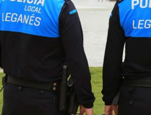 La Policía Local de Leganés harta del ninguneo en material y recursos por parte del alcalde
