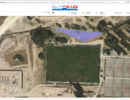 ULEG advierte de futuras reclamaciones contra el Ayuntamiento de Leganés por la ocupación de un terreno privado en la ID Butarque
