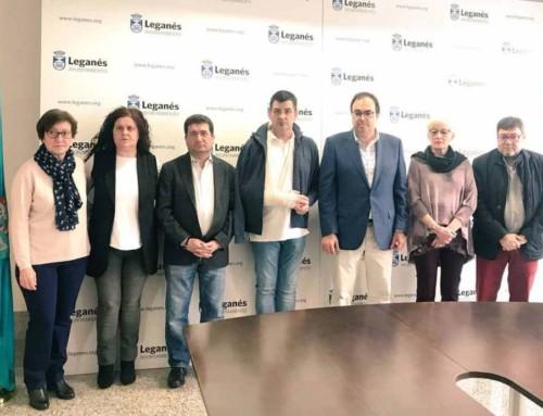"""El portavoz """"socialista"""" de Leganés pide disculpas en el Juzgado al portavoz de ULEG por la campaña de mentiras y calumnias del PSOE y del alcalde Llorente"""
