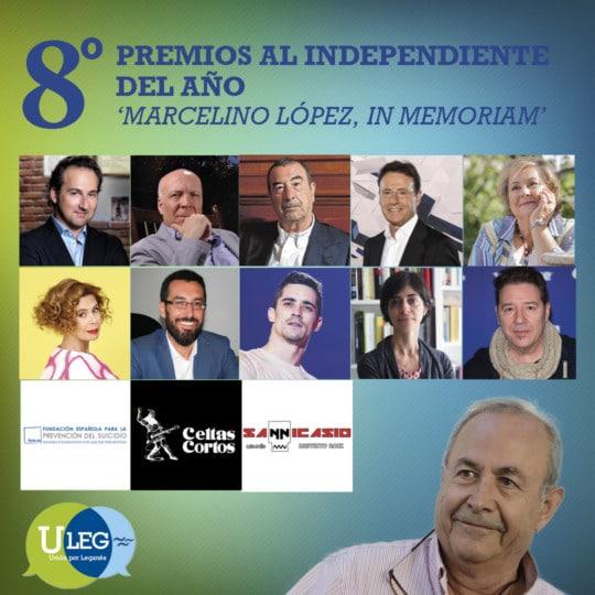 """El juez Castro, instructor del caso """"Nóos"""", galardonado con el """"Premio al Independiente del Año"""" en la 8ª Edición de los premios de ULEG"""