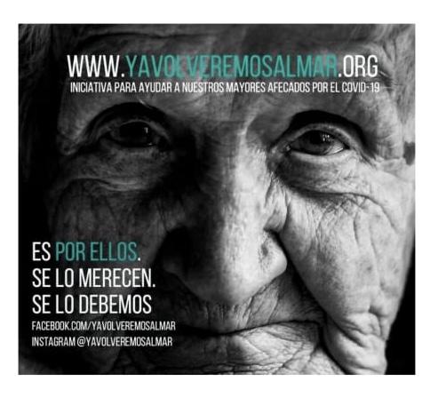 ULEG impulsa la llegada de material sanitario a las residencias de mayores de Leganés a través de la Fundación Sonrisas y la cantautora Vicky Gastelo