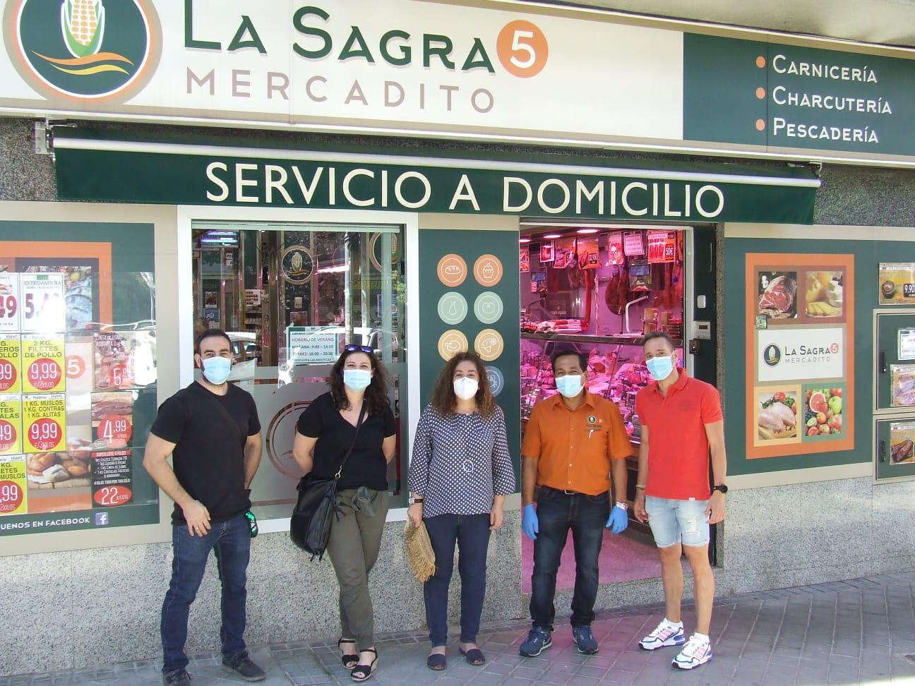 #COVID-19.ULEG y la Fundación La Sonrisa de Álex apoyan el proyecto social de la Red de Ayuda Mutua de Leganés durante la crisis del Coronavirus