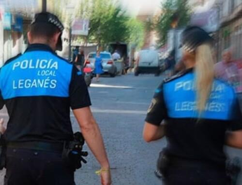 Policía Local: ejemplo de incompetencia e improvisación del gobierno de Leganés.