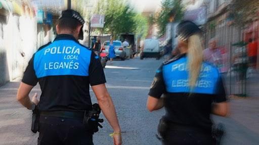 ULEG alerta de la situación extrema en la policía local de Leganés
