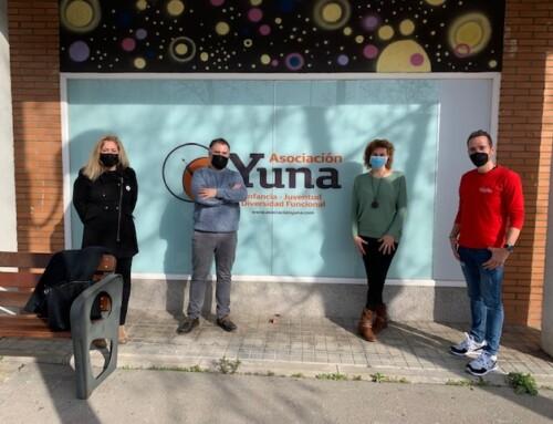 ULEG y la Sonrisa de Álex cooperan con la Asociación Yuna