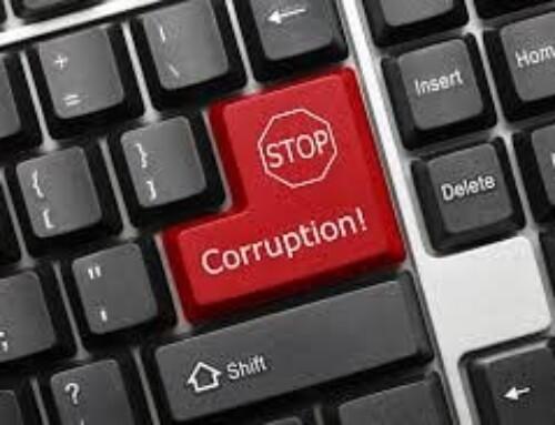 UN CANAL DE DENUNCIAS PARA COMBATIR LA CORRUPCIÓN